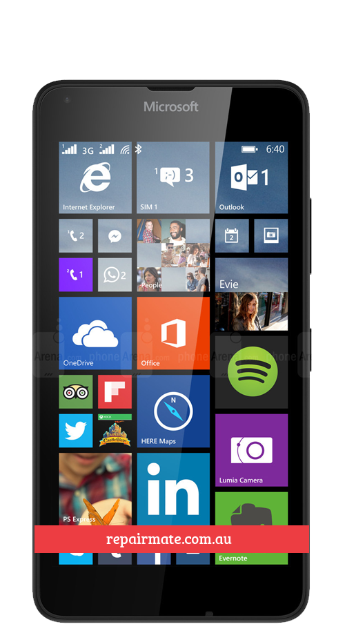 Repair Microsoft Lumia 640