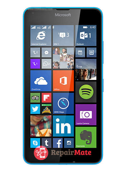 Repair Microsoft Lumia 640