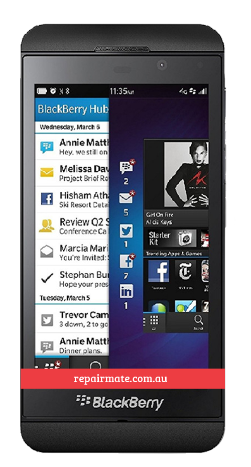 Repair BlackBerry Z10