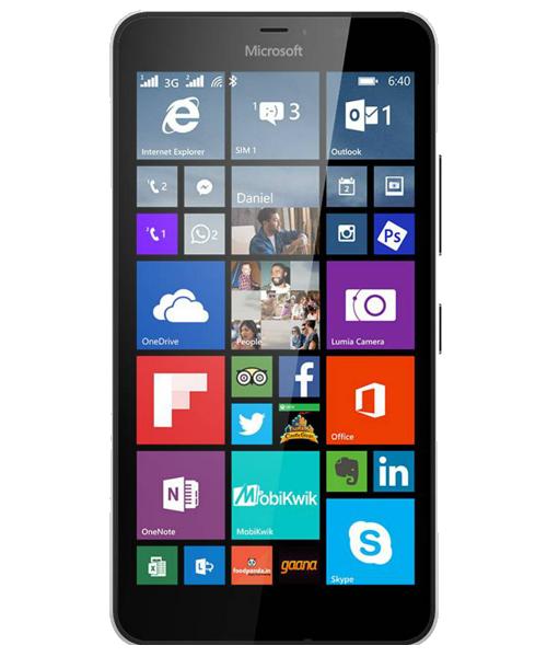 Repair Microsoft Lumia 640 XL