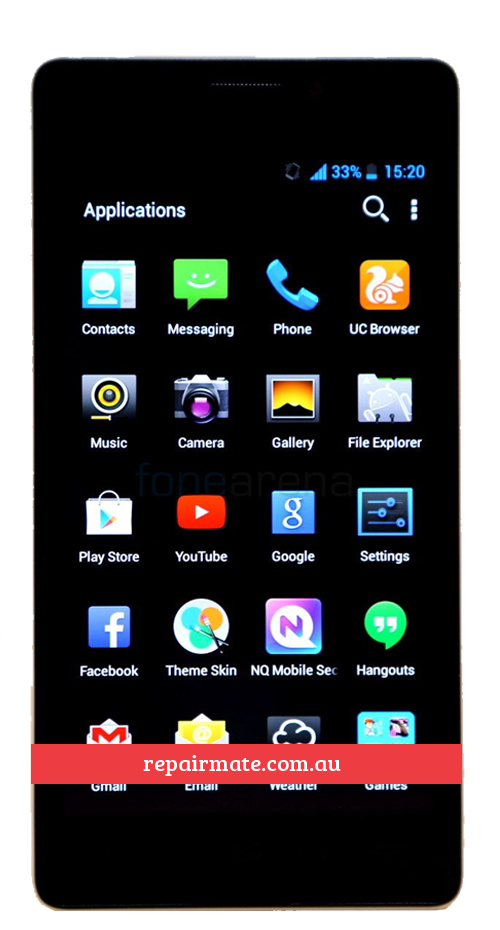 Repair Gionee Elife E5