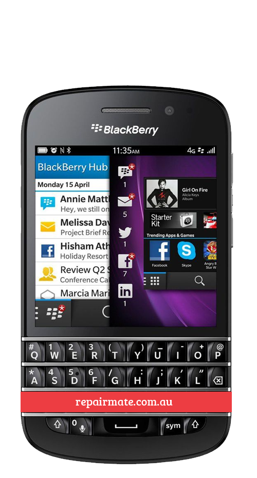 Repair Blackberry Q10
