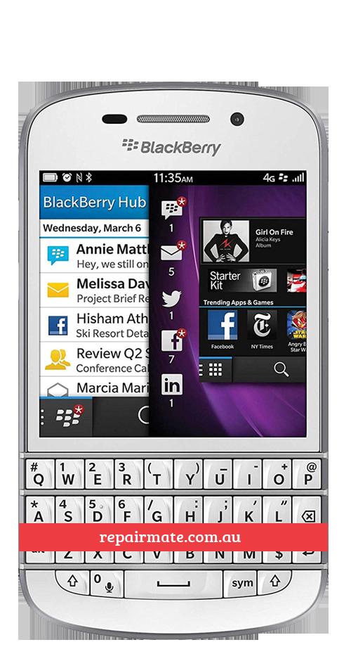 Repair Blackberry Q10