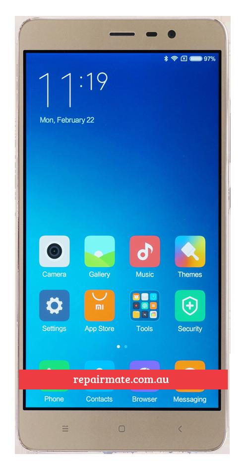 Repair Xiaomi Redmi Note 3