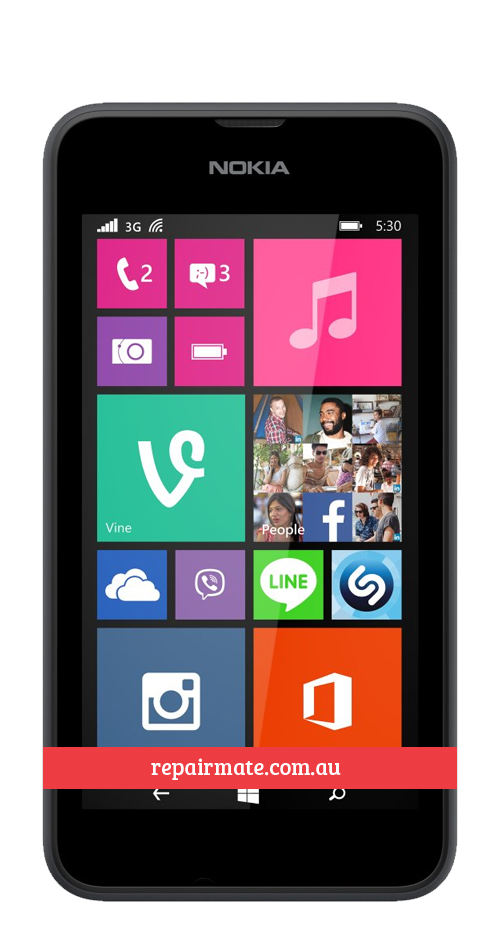 Repair Nokia Lumia 530