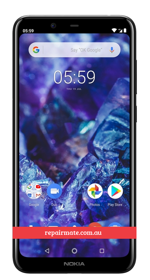 Nokia 5.1 Plus Repair