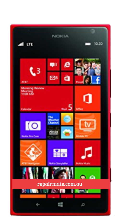 Repair Nokia Lumia 1520