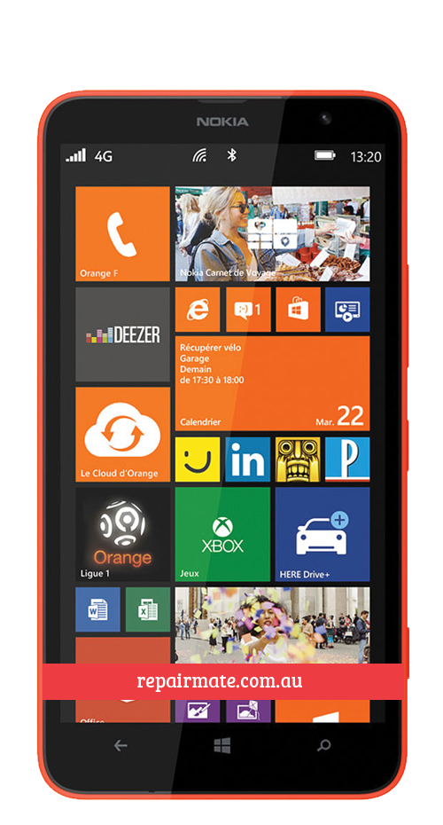 Repair Nokia Lumia 1320