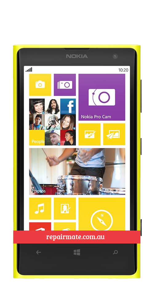 Repair Nokia Lumia 1020