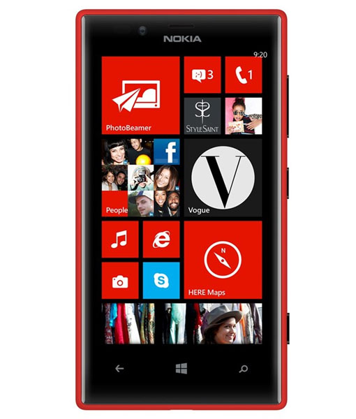 Repair Nokia Lumia 720