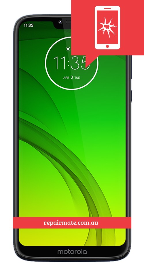 Screen & LCD Replacement for Motorola Moto G7 Power Mobile
