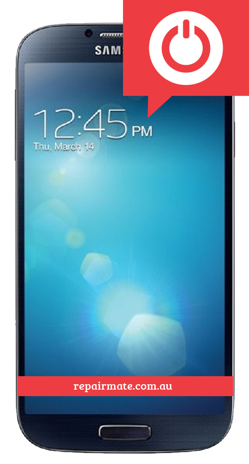 Power Button Repair Service of Samsung Galaxy S4 in Australia
